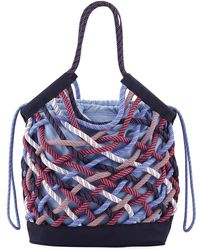 Tory Sport - Woven Rope Tote Bag - Lyst