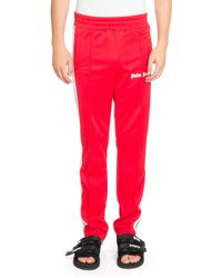 Palm Angels - Side-stripe Track Pants - Lyst
