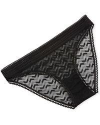 Else - Boomerang Bikini Briefs - Lyst