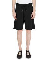 45d3205296 KENZO - Logo Drawstring-waist Shorts - Lyst