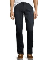 PAIGE - Federal Extra-long Modern Slim Jeans - Lyst