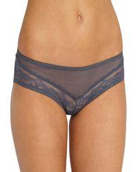 Eberjey - Lace Bikini Briefs - Lyst