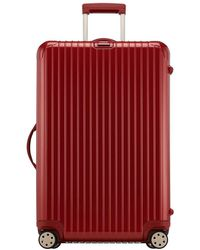 Rimowa Salsa Deluxe Cabin Multiwheel - Red