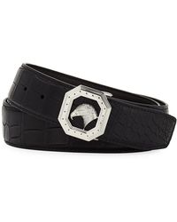 Stefano Ricci - Crocodile Belt With Eagle Buckle - Lyst