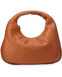 Bottega Veneta Veneta Medium Sac Hobo Bag - Brown