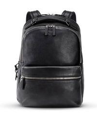 Shinola - Men's Runwell Leather Backpack - Lyst