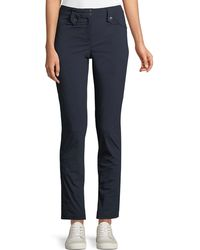 Anatomie - Skyler Five-pocket High-rise Pants - Lyst