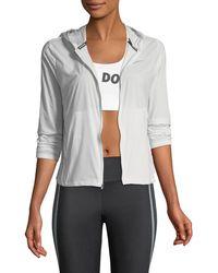 Nike - Shield Convertible Running Jacket - Lyst