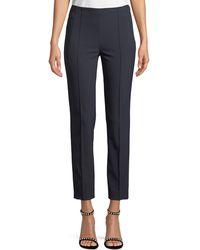 ESCADA - Hepburn Slim Stretch Pants - Lyst