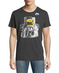 Sol Angeles - Space Dream Pkt Tee W Moonma - Lyst