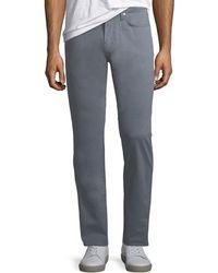 J Brand - Men's Kane Straight-leg Twill Pants - Lyst