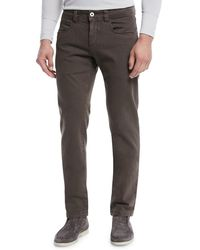 Loro Piana - Tasche 5-pocket Slim-fit Denim Jeans - Lyst
