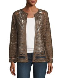 Berek | Crochet Topper Jacket | Lyst