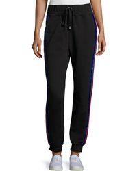 Public School - Lucia Side-stripe Jogger Pants - Lyst