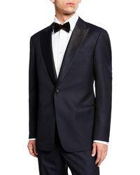 Giorgio Armani - Men's Satin-trim Formal Tuxedo - Lyst