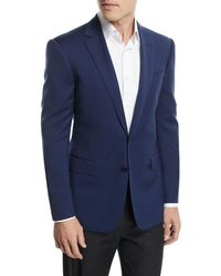 Ralph Lauren - Anthony Solid Cotton Sport Coat - Lyst