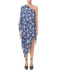 0d02686f88 Gucci 'flora Knight' Dress in Black - Lyst