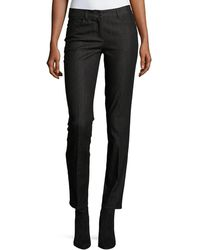 Akris | Magda Slim-leg Ankle Jeans | Lyst
