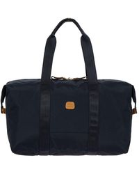 Bric's Brics X-bag 18-inch Folding Duffle Bag - Blue
