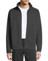 The North Face - Gordon Lyons Full-zip Fleece Jacket - Lyst