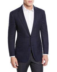 Ralph Lauren - Men's Two-tone Wool-blend Sport Coat - Lyst