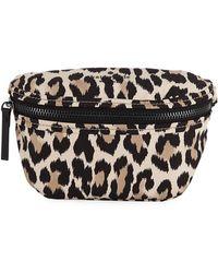Kate Spade - That's The Spirit Leopard-print Belt Bag - Lyst