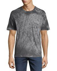 Joe's Jeans - Men's Stained Heather Crewneck T-shirt - Lyst