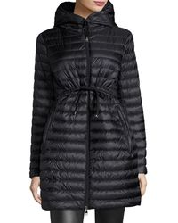 Moncler - Barbel Hooded Puffer Coat - Lyst