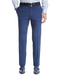 Stefano Ricci - Flat-front Wool Trousers - Lyst