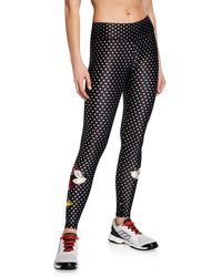 Terez - Mickey And Minnie Mouse® Tall Band Star Leggings - Lyst