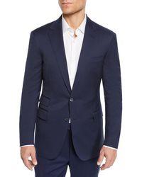 Ralph Lauren Men's Douglas Two-piece Suit - Blue