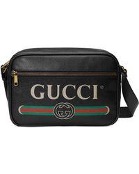 68e654ff8f728 Lyst - Gucci Emily Original Gg Canvas Chain Shoulder Bag in Brown ...