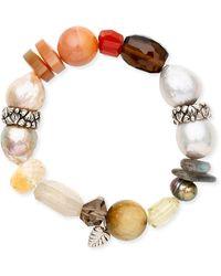 Stephen Dweck - Multi-stone Stretch Bracelet - Lyst