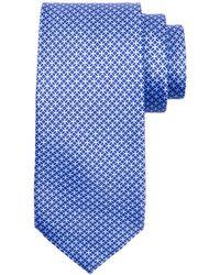 Stefano Ricci - Dashed-square Printed Silk Tie - Lyst