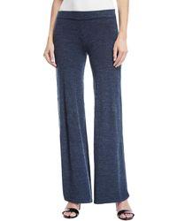 Minnie Rose - Jersey Stretch Pants - Lyst
