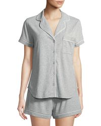 Kate Spade - Do Not Disturb Short Pajama Set - Lyst