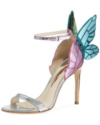 Sophia Webster - Leather Chiara Sandals 100 - Lyst