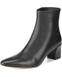 Vince - Lanica 55mm Siviglia Leather Booties - Lyst