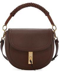 Altuzarra - Braided Top-handle Saddle Bag - Lyst