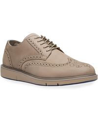 Swims Men's Motion Wing-tip Oxford - Brown