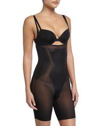 Spanx - Haute Contour Open-bust Bodysuit - Lyst