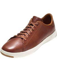 Cole Haan 'grandpro' Tennis Sneaker - Brown