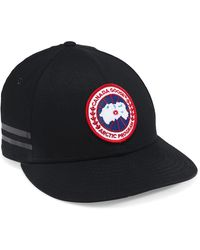 Canada Goose Men's Logo Core Cap - Black