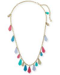Kendra Scott - Loris Long-strand Necklace - Lyst