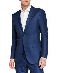 Ermenegildo Zegna - Men's 15milmil15 Two-piece Tonal Striped Suit - Lyst