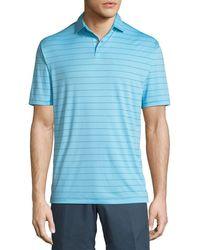 Peter Millar - Featherweight Stripe-print Shirt - Lyst