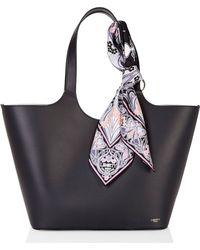 b1000220e Liberty Oxblood Lexington Bowling Bag in Purple - Lyst