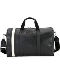 Bally - Men's Stuart Of0 Faux-leather Weekender Bag - Lyst