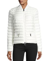 Moncler - Blen Fitted Down Jacket - Lyst