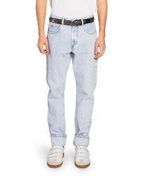 Isabel Marant - Men's Relaxed Straight-leg Jeans - Lyst
